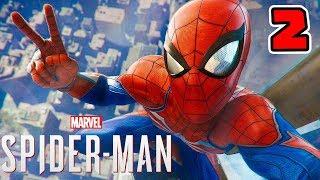 Spider-Man PL (02) - PETER HAKER! [PS4 PRO] | 4K | Vertez