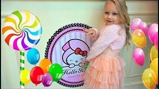 Как Алиса отмечала День Рождения 5 лет !!! A PRESENT for Alice's Birthday in Dubai!