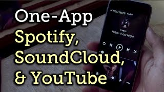 Bop Plays Music from Spotify, SoundCloud, & YouTube on Your iPhone [How-To] Mp3