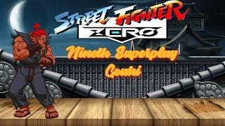 Street Fighter Zero - Gouki【TAS】