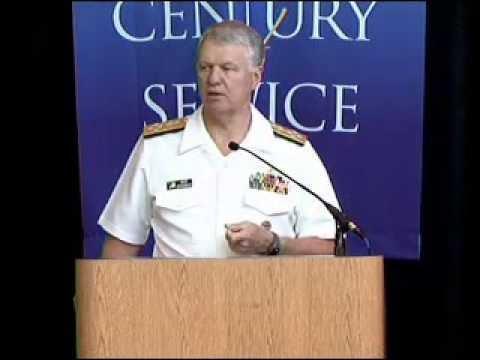 Rotary Luncheon July 29th 2009 Admiral Gary Roughead