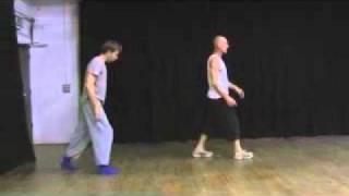 Steven Hoggett and Scott Graham - Lovesong- Frantic Assembly