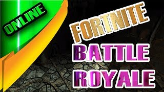 ONLINE-FORTNITE BATTLE ROYALE- FREE