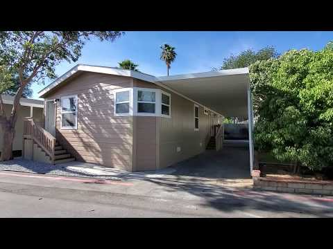 New Fleetwood Manufactured Home For Sale, 3 Bedrooms,  Fernwood Mobile E, Ontario, CA, Action Homes