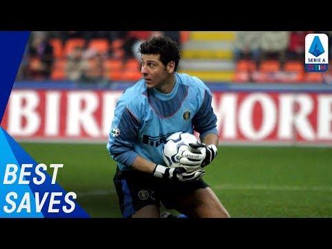 Francesco Toldo | Best Serie A Saves | Serie A TIM