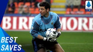 Francesco Toldo | Best Serie A Saves | Serie A TIM
