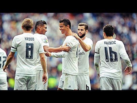 HIGHLIGHTS ● BBVA ► Real Madrid 3 vs 0 Levante - 17 Oct 2015 | English Commentary