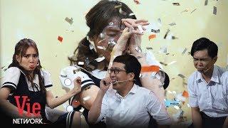 Dù Thương Hari Won Bi Bắn Xối Xã Nhưng Trường Giang Bối Rối Khi Nhắc Về Vợ Nhà | Hài 7 Nu Cười Xuân