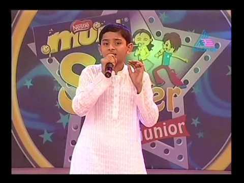 Munch Star Singer Junior - Vishnu rendering