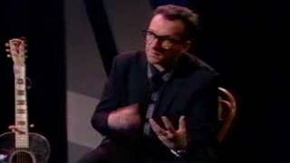 Elvis Costello - Tramp The Dirt Down (Pre-Song Interview)