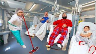 Spitalul #1 - Baietii au ajuns la Urgenta!