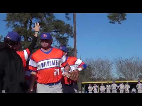 Louisiana College Baseball vs Dakota State Highlights
