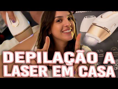 Download COMPREI UMA MÁQUINA DE FAZER DEPILAÇÃO A LASER EM CASA