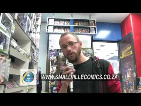 SMALLVILLE COMICS ALBERTON FREE COMIC BOOK DAY 2014