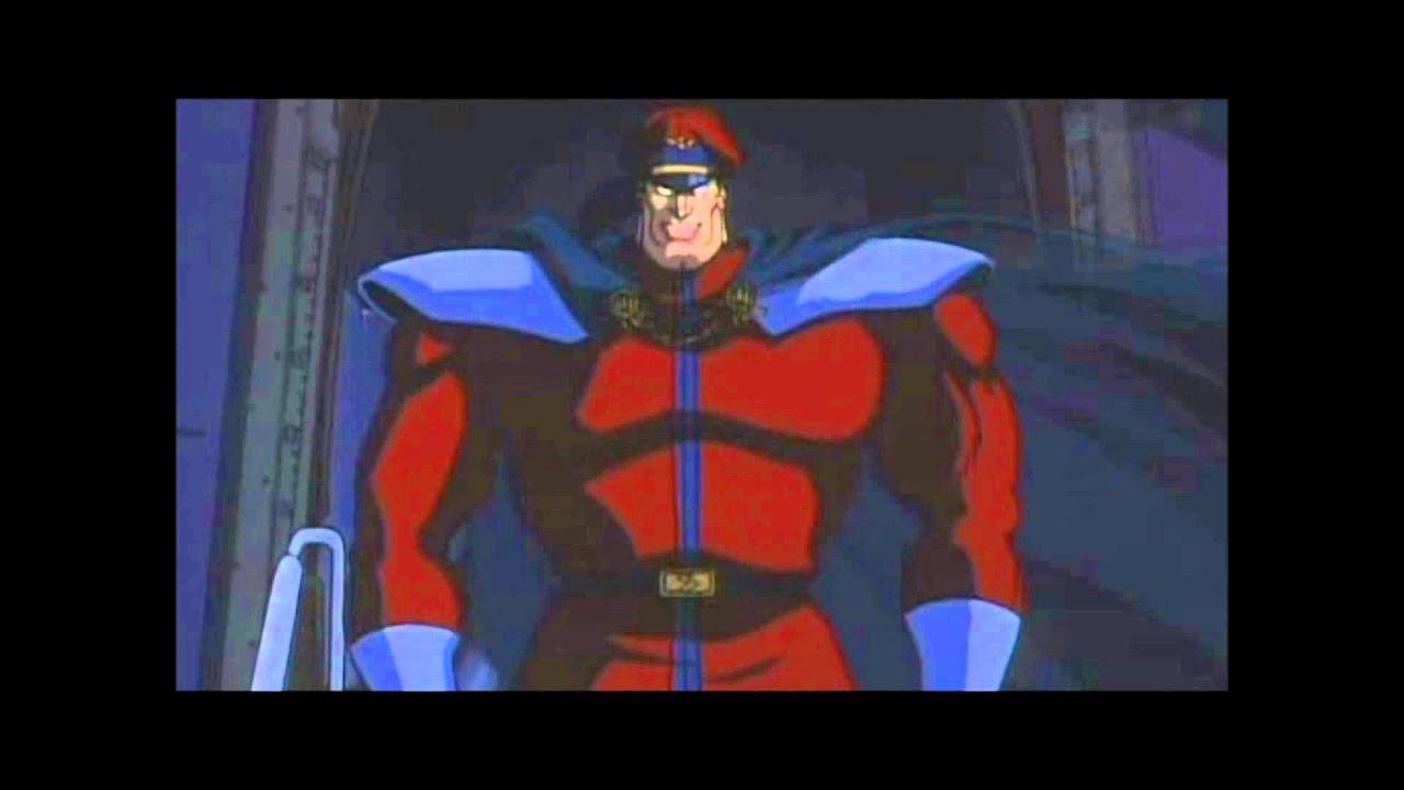 M Bison Street Fighter Movie M.Bison pictures - Str...