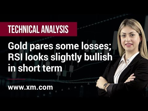 Technical Analysis: 18/03/2019 -Gold pares some losses; RSI looks slightly bullish in short term
