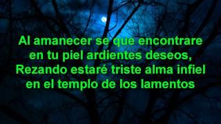 Anabantha - Espasmos del Veneno (Letra)