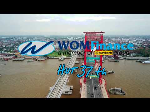 WOM Finance Branch Palembang ,HUT 37 th