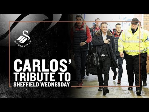 """I must say thank you"" 
