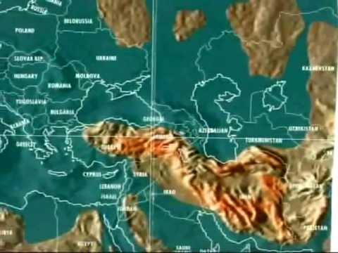 MICHAEL SCALLION FUTURE WORLD MAP YouTube - Edgar cayce future us map