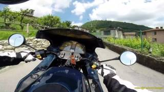 BMW K1 Ride Best Road for Warm Up