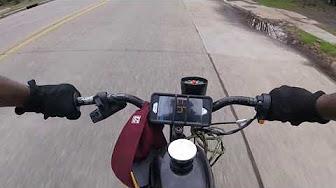 420cc predator turbo charged three wheeled bicycle   aka VIDEOS