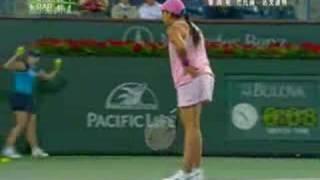 Marion Bartoli vs Lindsay Davenport   2