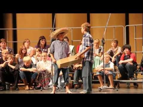 BRILLION MIDDLE SCHOOL PRESENTS TOM SAWYER 2012