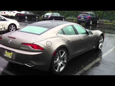 Fisker Karma EV extended range NJ electric vehicle