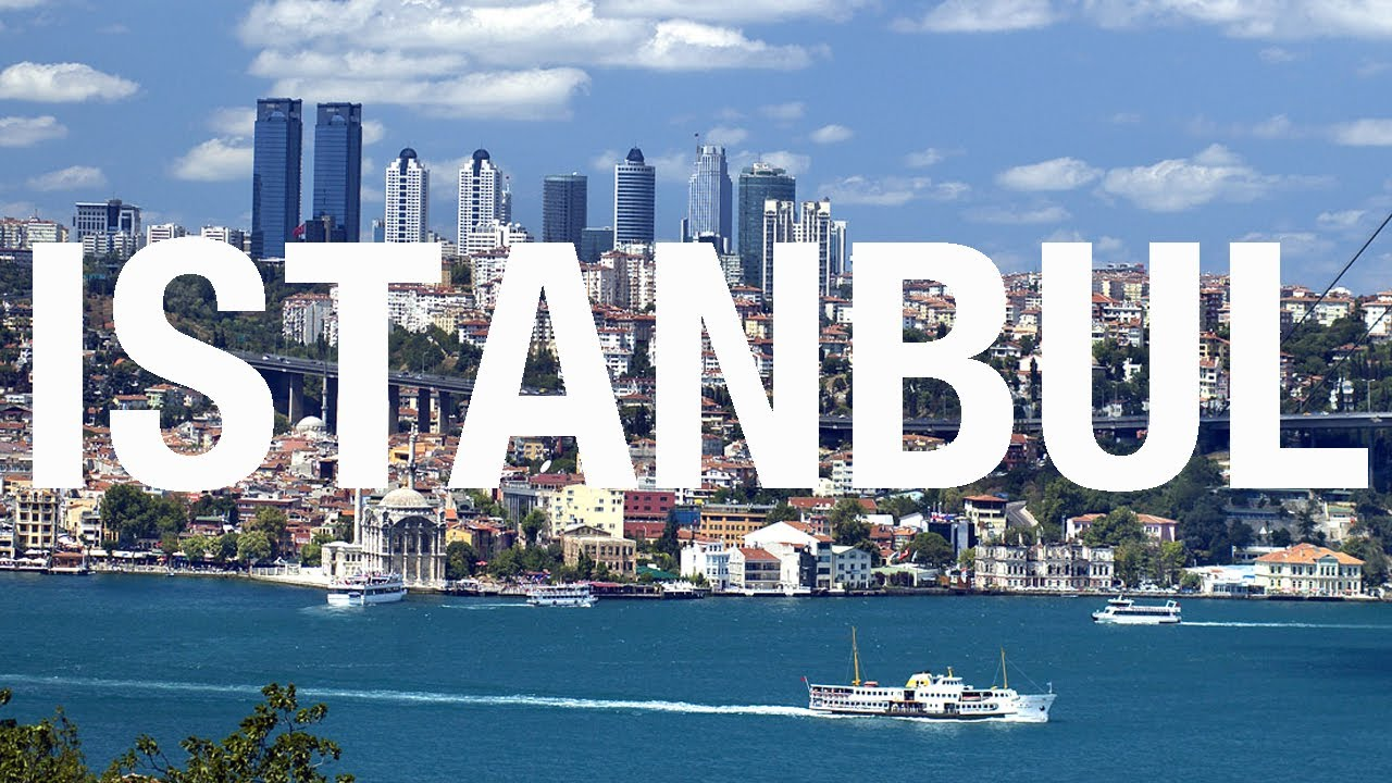 Take a Bilingual Trip to Istanbul, Turkey (In Farsi and English)