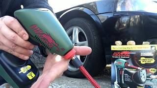 Air Dragon Portable Auto Air compressor (Quick Test)