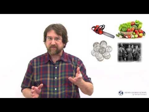 Understanding Economics: 3 - Definitions in Political Economy