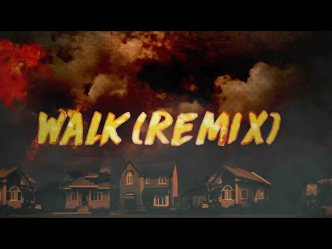 Comethazine & A$AP Rocky – Walk (Remix) (Official Audio)