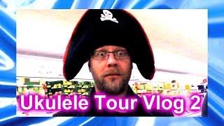 Ukulele Tour Vlog 2