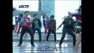 Cheerleader Back Song---Dari Mata Sang Garuda