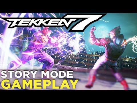 Tekken 7 — Story Mode GAMEPLAY!