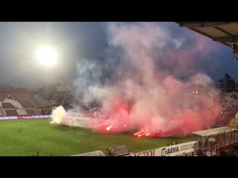 Vicenza Calcio contestazione Vicenza-Spezia