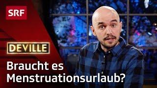 Renato Kaiser: Die Menstruation  | Stand up Comedy | Deville