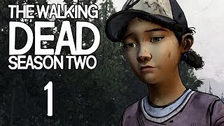The Walking Dead: Season Two [1] - Episode 1 - ALL THAT REMAINS