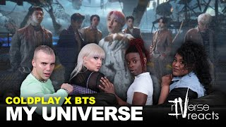 Download rIVerse Reacts: My Universe by Coldplay X BTS - M/V Reaction