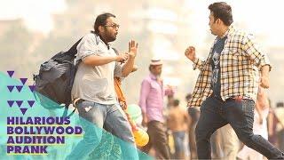 Hilarious Bollywood Audition Prank - Chingum Pranks
