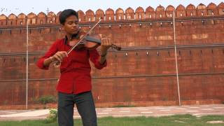 Mohabbatein Violin Solo Cover by Mohsin Jamal.