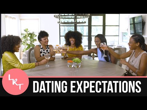 Dating Expectations | Ladies' Round Table | A Black Love Series