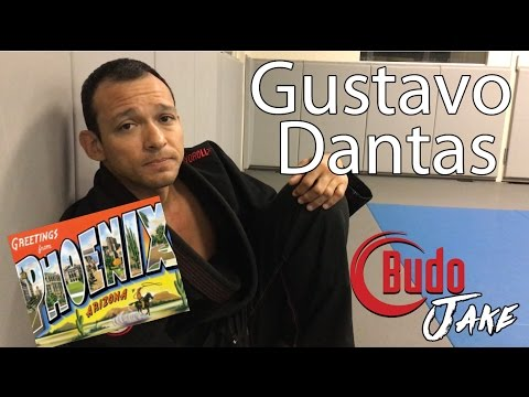 Visit to Gustavo Dantas BJJ Academy