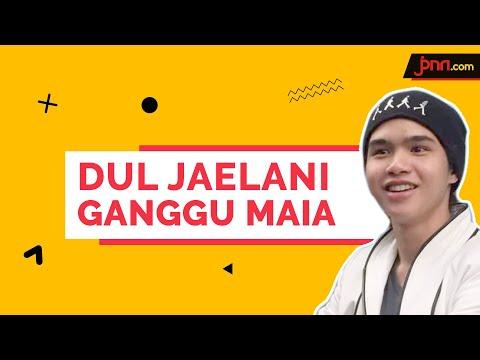 Kejutan Manis Dul Jaelani Untuk Luna Maya