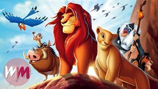 Top 10 Children's Movies That Adults Like