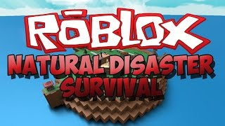ROBLOX-NATURAL DISASTER!! CHAT WITH the GALLEY #LGB 85 written.