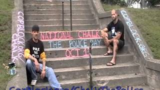 National Chalk the Police Day - October 1st
