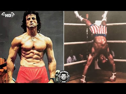 Sylvester Stallone Reveals How He Almost KILLED Himself To Get Ripped For Rocky
