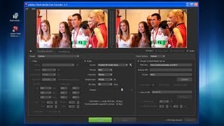 Manual: Transmitir un Canal de Televisión con Flash Media Live Encoder
